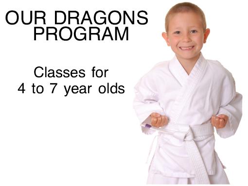 kids dragons program